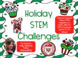 Holiday STEM Challenge Cards