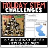 Holiday STEM Challenges