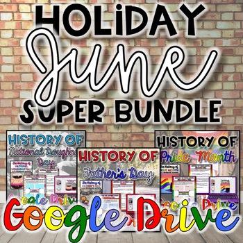 Holiday SUPER Bundle for June {Digital}