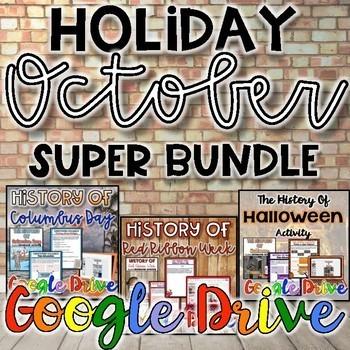 Holiday SUPER Bundle for October  {Digital}