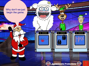Holiday Santa Jeopardy Game   Amazing  Best Game Yet!!! Co