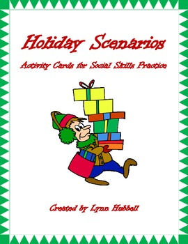 Holiday Scenarios: Activity Cards for Social Skills Practice