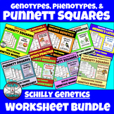Genetics Worksheets - Growing Bundle