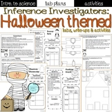 Holiday Science: Halloween Themed lab sheets and crafts