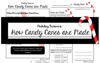 Holiday Christmas Science: How Candy Canes Are Made