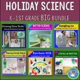 Holiday Science:  Experiment For Halloween, Valentine's, And St. Patrick's Day