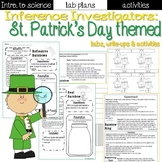 Holiday Science: St. Patrick's Day Themed lab sheets and crafts
