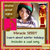 Holiday Scoot: Kwanzaa, Diwali, Ramadan, Chinese NY, Christmas, Chanukah