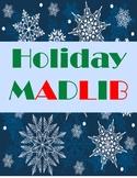Holiday Season MADLIB