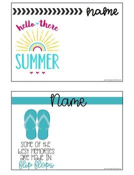 Holiday & Seasonal Pack Sticky Note Frames (5x7)