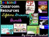 Holiday & Seasonal Classroom Resources Bundle