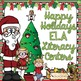 Year Long ELA Literacy Centers Holiday/Seasonal Bundle