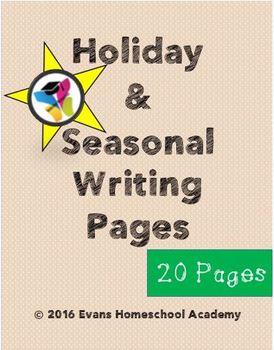 Holiday & Seasonal Stationary