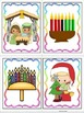 ESL:Holiday, Seasons, and Weather Vocabulary Cards for Pri