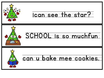 Holiday Sentence Fix