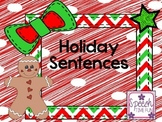 Holiday Sentences