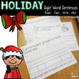 Holiday Sight Word Sentences