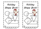 Holiday Shape Book (Geometry)
