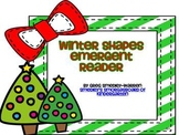 Holiday Shapes Book!
