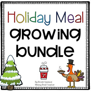 *GROWING BUNDLE* Holiday Shopping Bundle