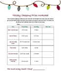 Holiday Shopping Decimal Multiplication