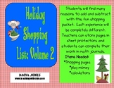Holiday Shopping List: Volume 2
