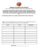 Holiday Shopping Performance Task