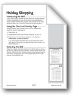 Holiday Shopping (Problem Solving)