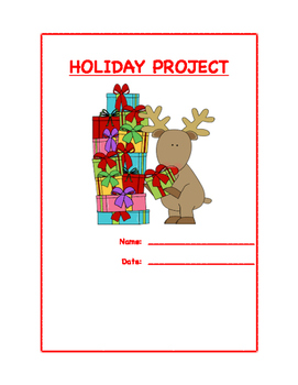 Holiday Shopping Project