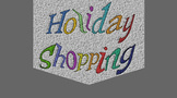 Holiday Shopping Webquest
