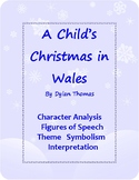 "Holiday Short Story for 6-9: ""A Child's Christmas in Wales"" Dylan Thomas"