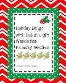 Holiday Sight Word Bingo