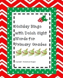 Holiday Sight Word Bingo