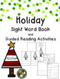 Holiday Sight Word Book and Activities for Guided Reading