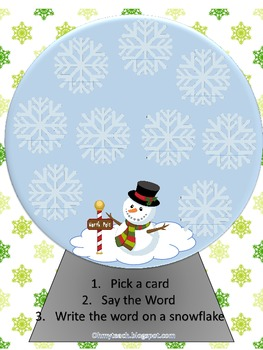 Holiday Sight Word Primer