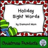 Holiday Sight Words