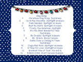 Holiday Sing Along 2016 Version