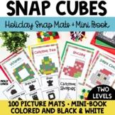 Holiday Snap Cube Mats + Mini Books