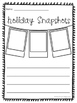 Holiday Snapshots Recount (American and Australian/Canadian spelling)