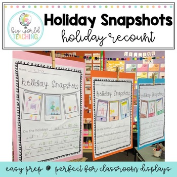 Holiday Snapshots Recount (American and Australian/Canadia