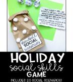 Holiday Social Scenarios Game for Speech Therapy