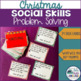 Holiday Social Skills Problem Solving Bundle- SAVE!
