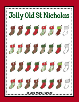 Jolly Old St. Nicholas Play Along