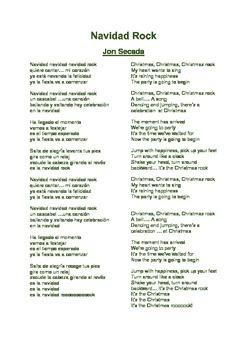 Holiday Songs Spanish