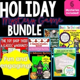 Holiday/Special Mystery Game Bundle - Fun and Engaging!