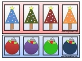 Holiday Speech Language Therapy: Pacing Boards - Freebie!