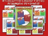 Holiday Speech-Language Therapy: Pragmatic Presents!