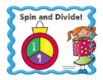 Holiday Spin Division- A Division Spinner Center!