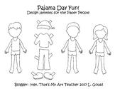Holiday Spirit Week Coloring/Activity Pack
