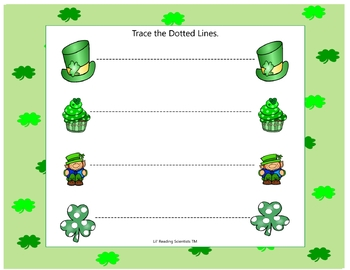St. Patrick's Day Preschool Fun (OG)